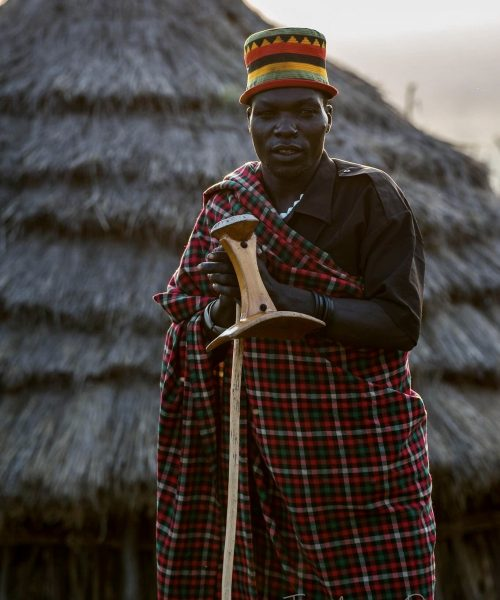 Tepeth people in Moroto