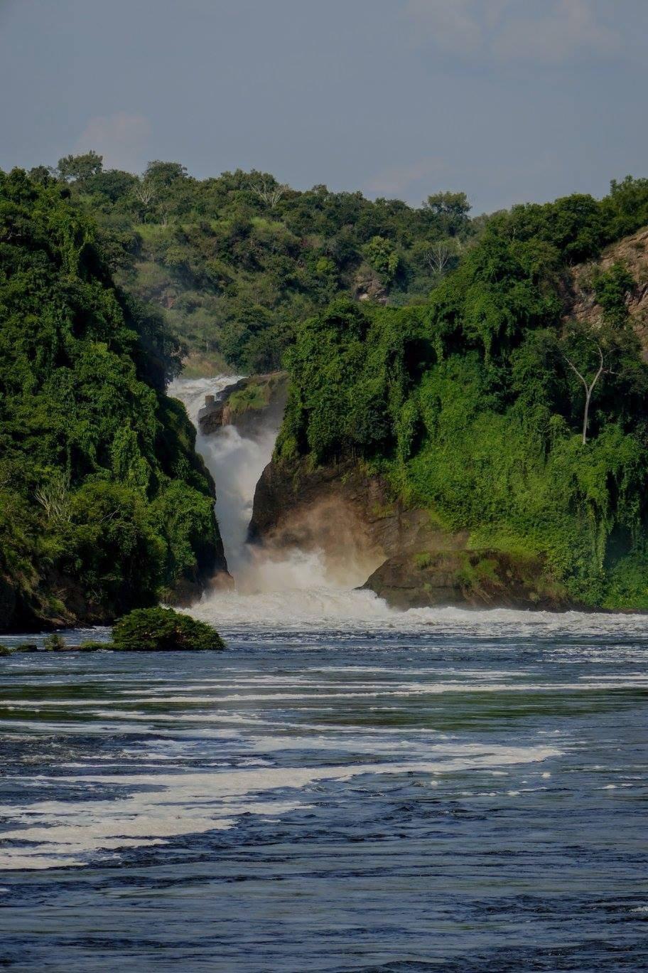 Murchison Falls. East African Tour