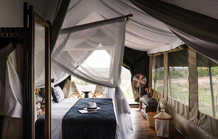 Kichakani Serengeti Camp, Tanzania