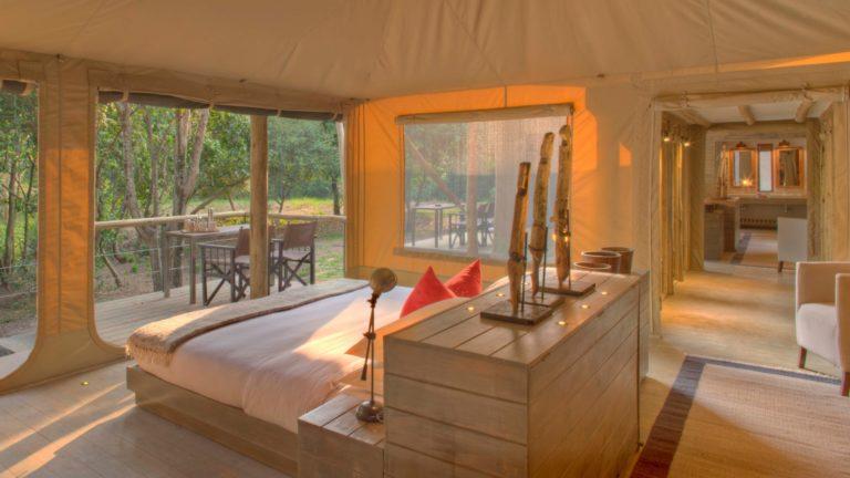 andBeyond Kichwa Tembo Tented Camp. Maasai Mara National Reserve