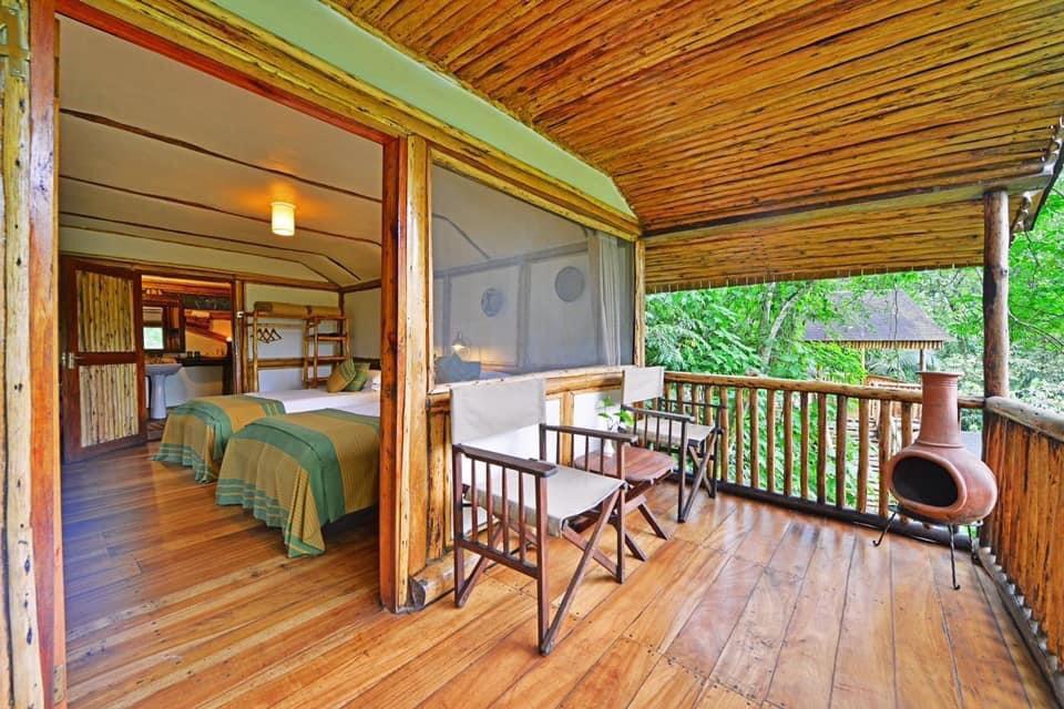 Buhoma Lodge Bwindi Uganda