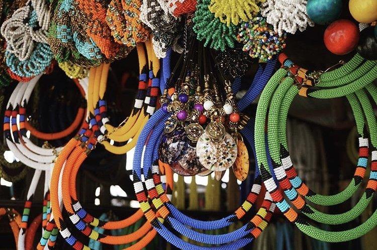 Jewellery. Fort Jesus Mombasa