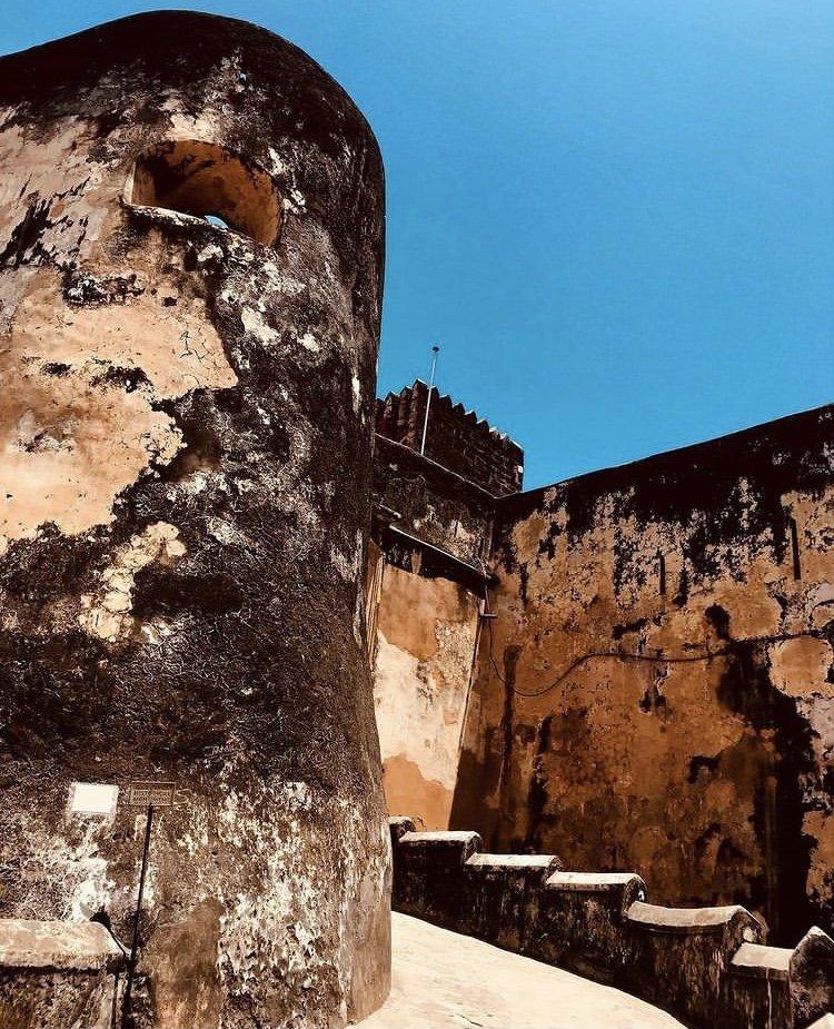 Fort Jesus Mombasa. East Africa World Heritage Sites