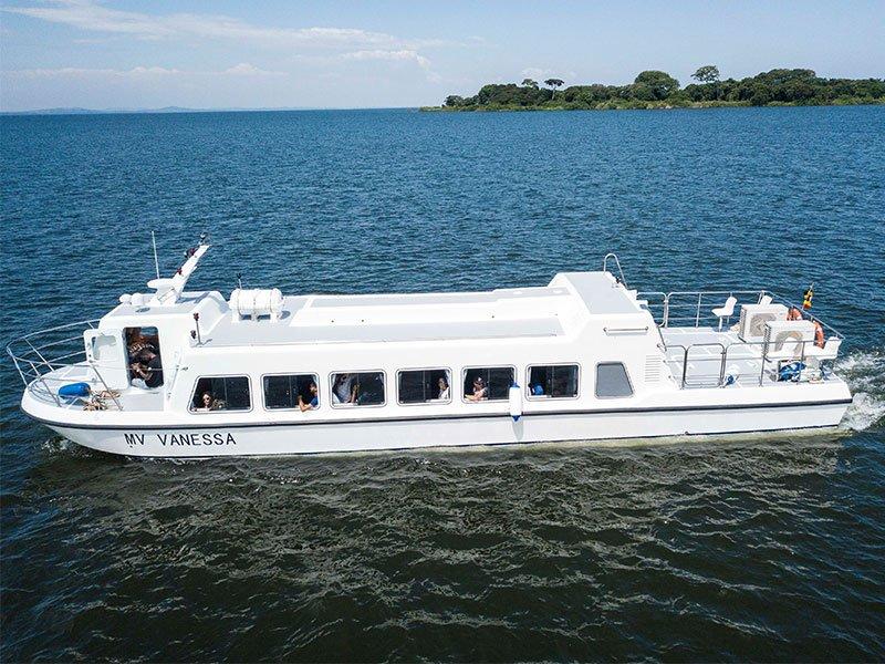 MV Vanessa Cruise. Uganda
