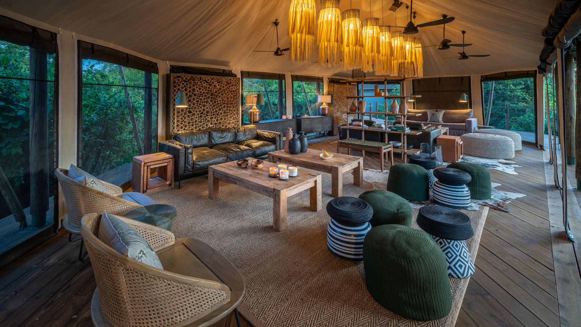 Magashi Camp Akagera. Rwanda Safari