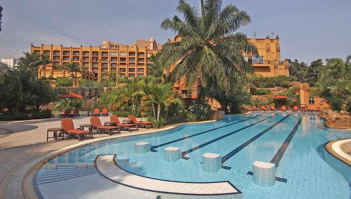 Kampala Serena Hotel. City Hotels