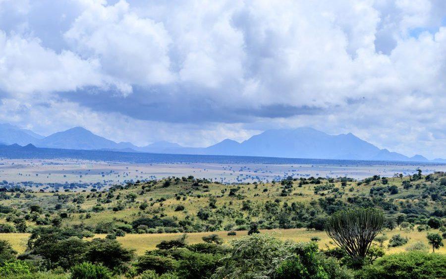 Kidepo Valley National Park. Camping Safaris