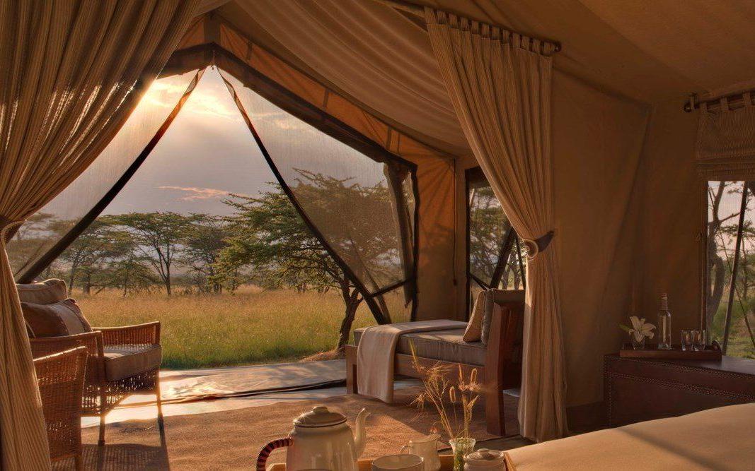 Naboisho-camp Kenya. Romatic safari Lodges