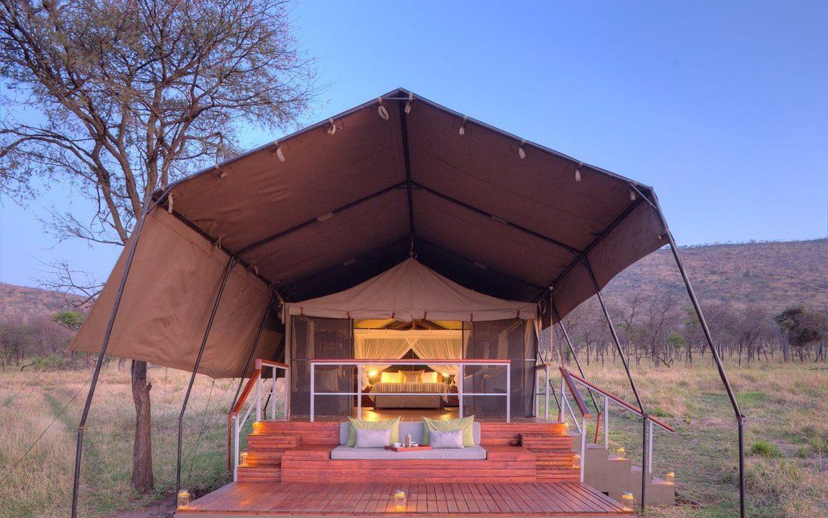 Dunia Camp Serengeti. Romantic Safari Lodges
