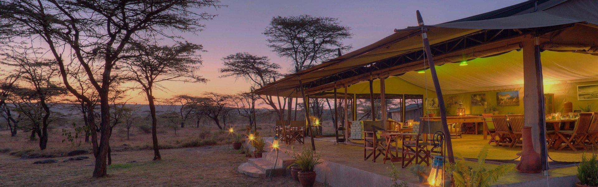 Kicheche Bush Camp. Kenya Safari Camps