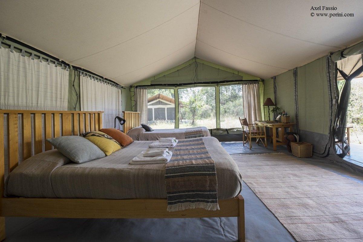 Porini Lion Camp Masai Mara